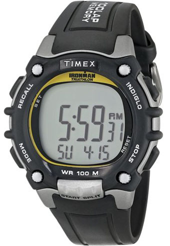 1. Timex Ironman Classic 100 Full-Size Watch