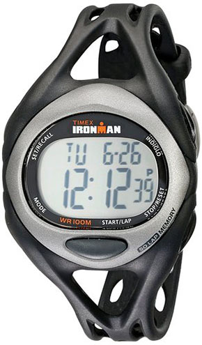 3. Timex Ironman Sleek 50 Full-Size Watch