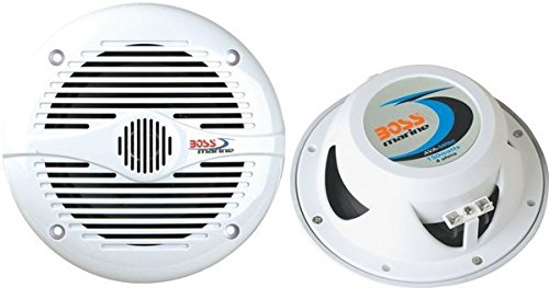 2. BOSS AUDIO 150-watt Full Range Speakers