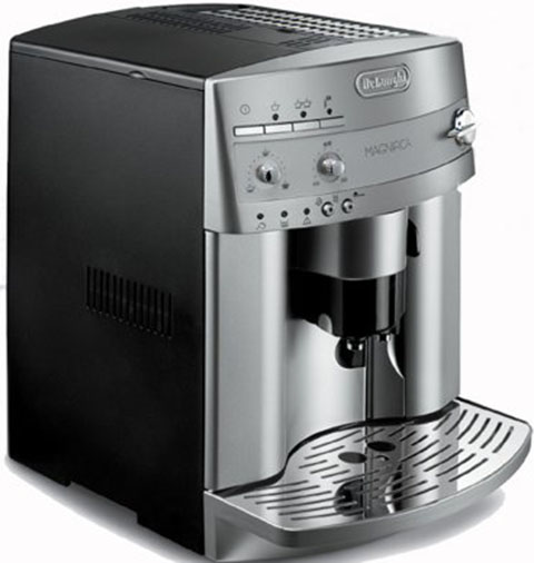 10. DeLonghi Magnifica Coffee Machine