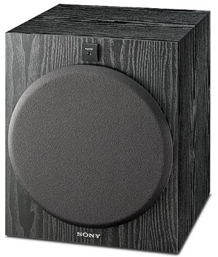 5. Performance Line 100 W Subwoofer