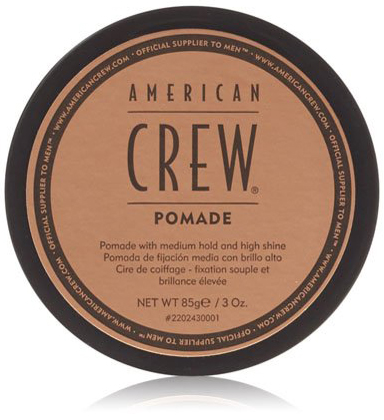 2. American Crew POMADE FOR HOLD AND SHINE