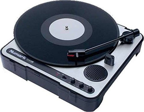 3. Numark PT01USB Turntable