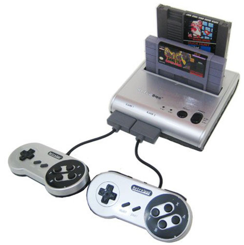 1. Duo Twin Video Game System