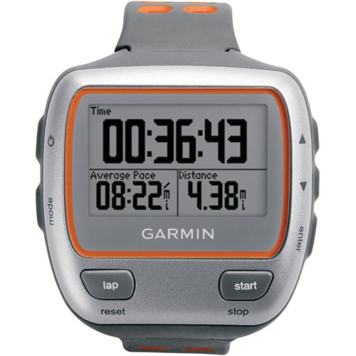 5. Garmin Forerunner 310XT Waterproof Running GPS Watch