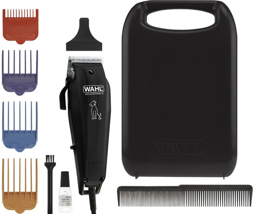 8. Wahl Home Pet Clipper Kit #9160-210
