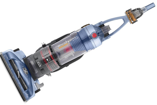 3. Pet Rewind Bagless Upright Vacuum