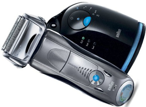 1. Braun Series 7 Electric Foil Shaver