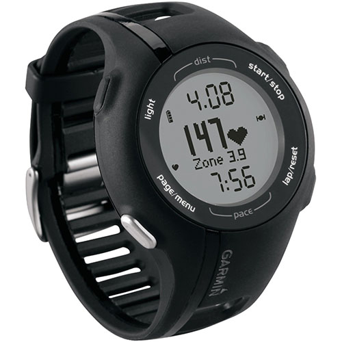 8. Garmin Forerunner 210 GPS-Enabled Sport Watch