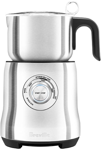 1. Breville Milk Café Milk Frother