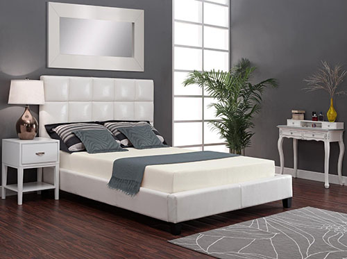 4. Signature Sleep Memoir 8-Inch Memory Foam Mattress