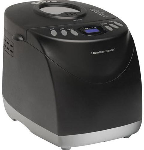 6. Hamilton Beach HomeBaker 29882 Breadmaker