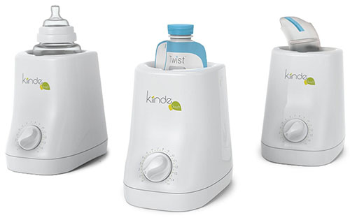 3. Bottle Warmer & Breast Milk Warmer