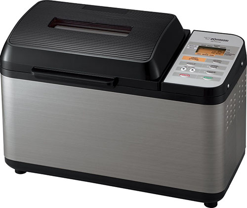 3. Zojirushi BB-PAC20 Home Bakery Virtuoso Breadmaker