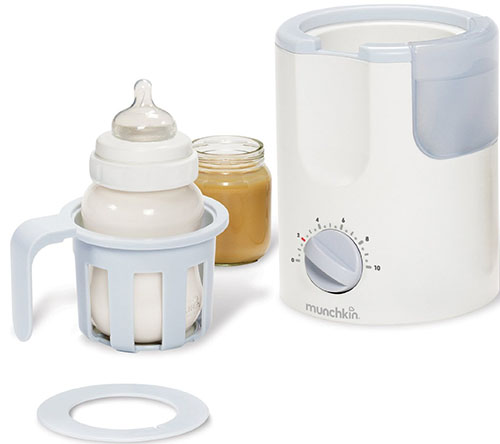 9. Time Saver Bottle Warmer