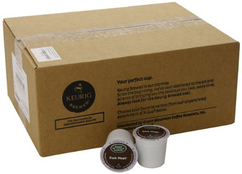 3. Keurig, Green Mountain Coffee