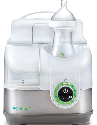 7. Tru-Temp Bottle Warmer and Cooler
