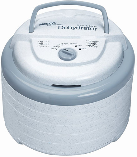 1. Snackmaster Pro Food Dehydrator