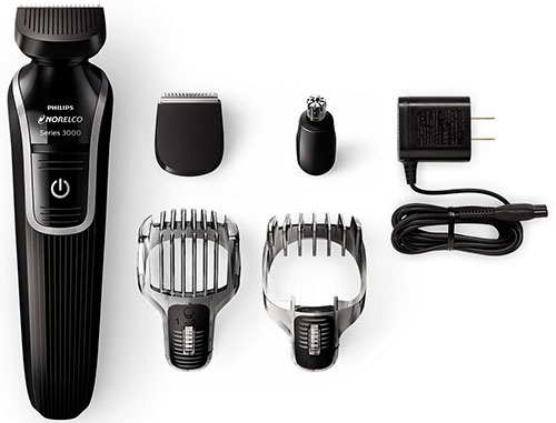 1. Philips Norelco Multigroom Series