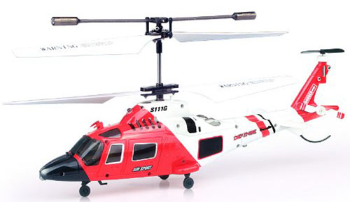 9. Syma 3.5 Channel RC Helicopter