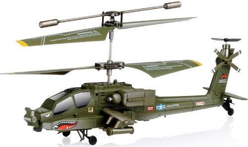 7. Syma S109G RC Helicopter with Gyro
