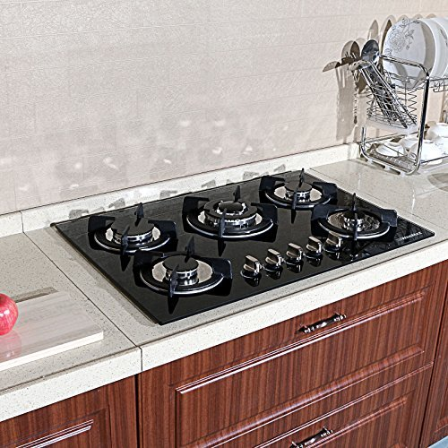 5. Built-in Kitchen 5 Burner CookTop