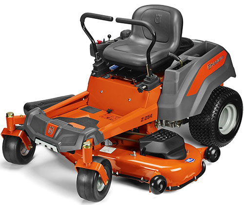 4. V-Twin 724 cc Zero Turn Mower