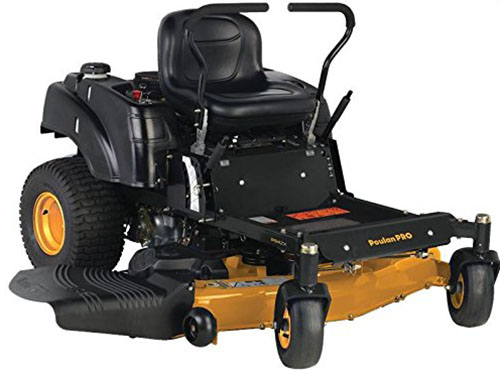6. Zero Turn Radius Riding Mower