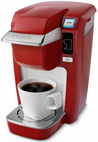 10. Keurig K10 Mini plus Brewing System