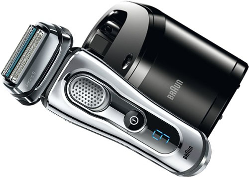 9. Braun Series 9 Electric Shaver