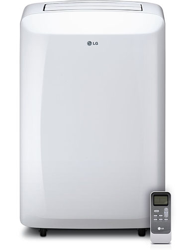 6.LG 115V Portable Air Conditioner