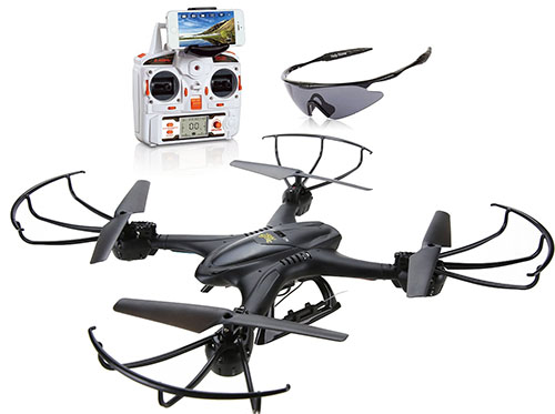 5. Holy Stone RC Quadcopter Drone