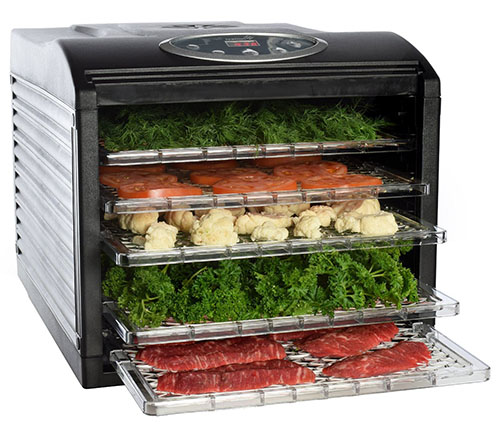 10. Electric Countertop Food Dehydrator