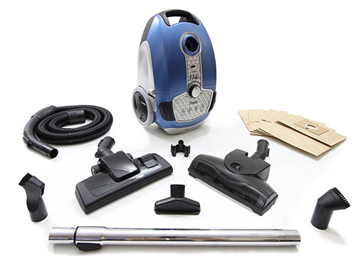9. Pet Turbo Canister Vacuum Cleaner