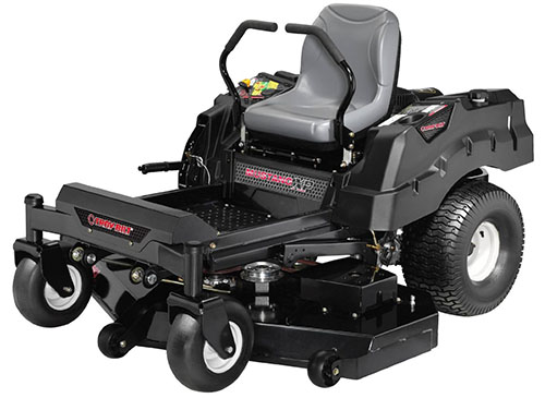 10. FAB Deck Zero Turn Mower