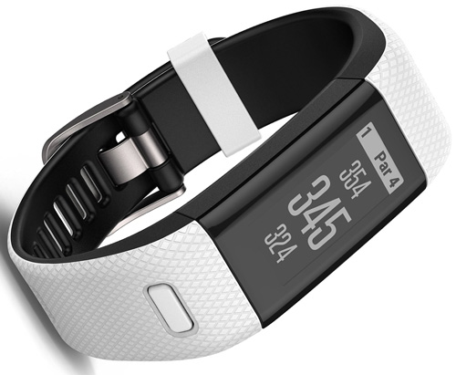 9.Garmin Approach Golf Band