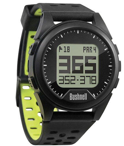 3. Bushnell Neo Ion Golf GPS Watch