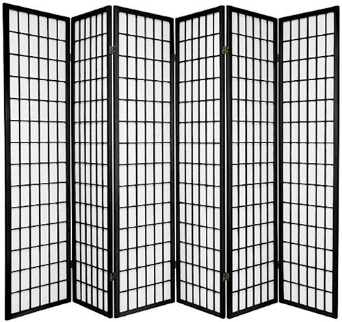 8. Legacy Decor 6-panel Room Screen