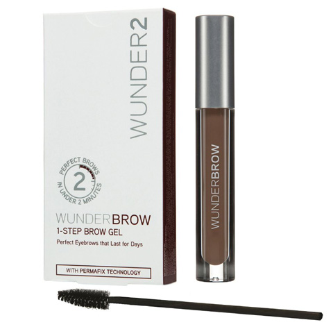 1. WUNDERBROW – Perfect Eyebrows in 2 Minutes – Brunette