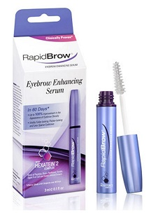 2. THE BEST Rapid Eyebrow Enhancing Serum, 3.0 ml