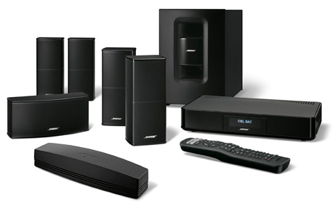 3. Bose SoundTouch 520