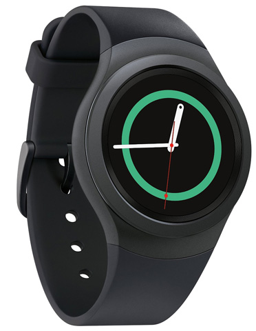 4. Samsung Gear S2 Smartwatch