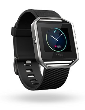 10. Fitbit Blaze Smart Fitness Watch