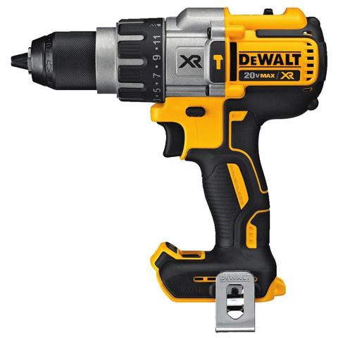 8. Brushless 3-Speed Hammer Drill