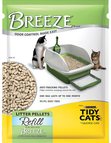 1. Tidy Cats Cat Litter