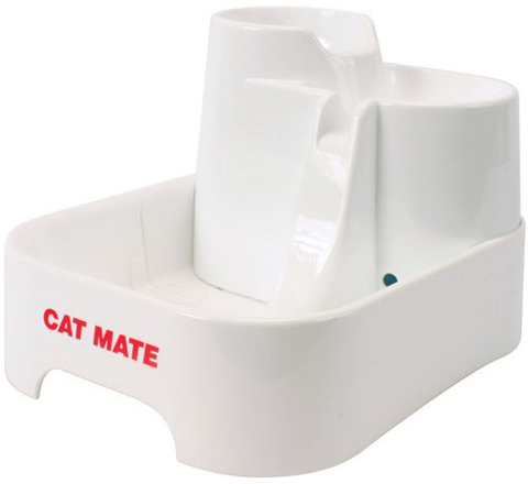 7. Cat Mate Pet Fountain