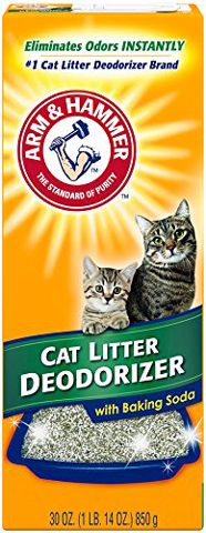 5. Arm & Hammer Multiple Cat Litter
