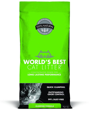 6. World's Best Cat Litter