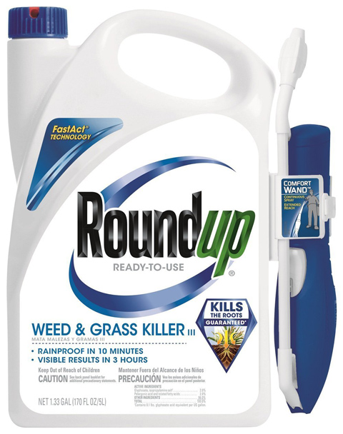 8.Roundup Weed and Grass Killer