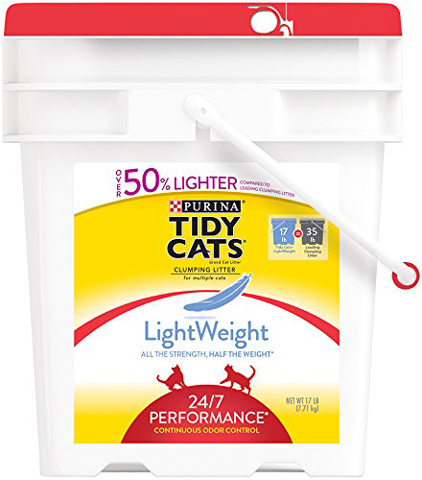 3. Tidy Cats Brand Clumping Cat Litter